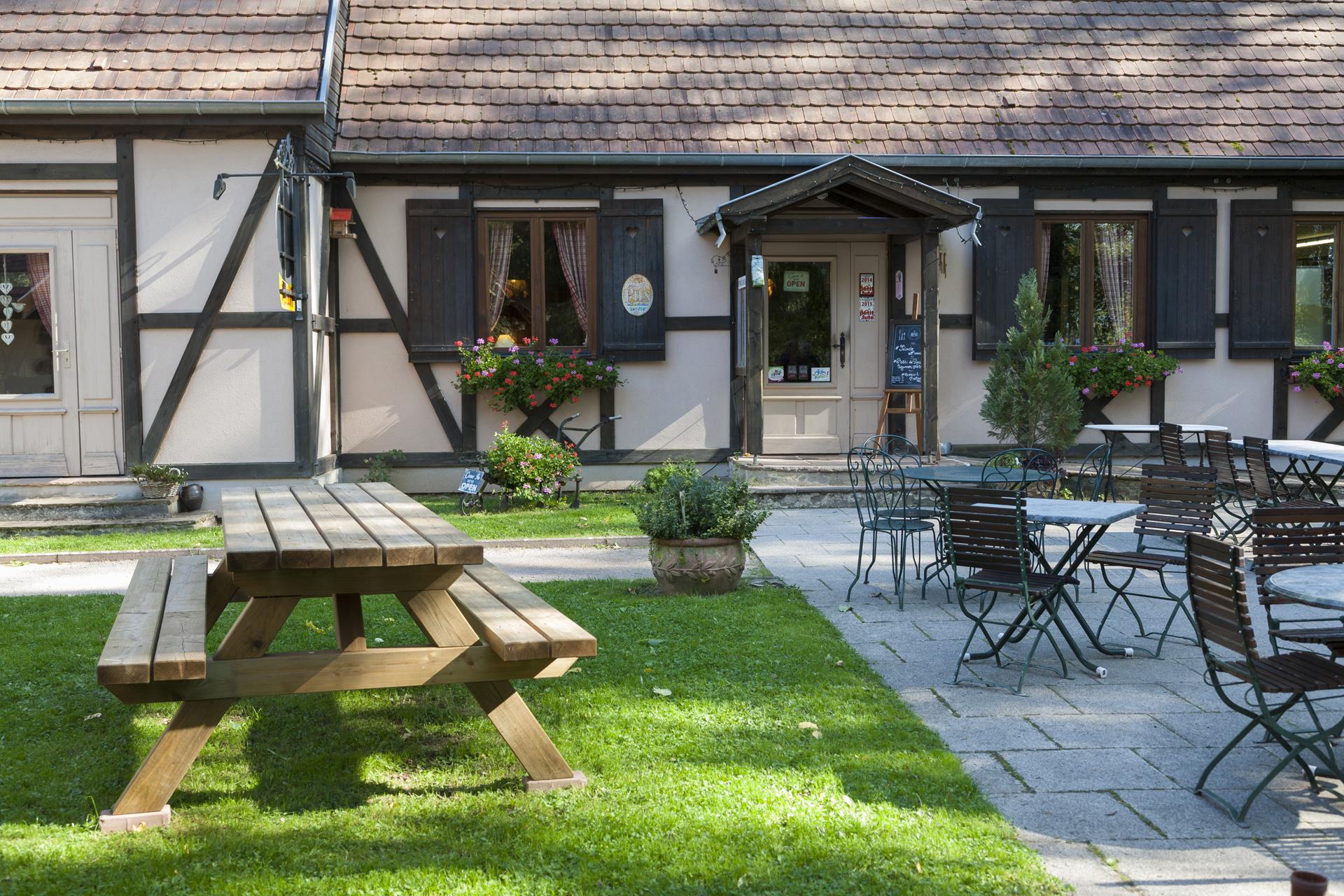 Restaurant Le Sauloch - ©Panoramaweb